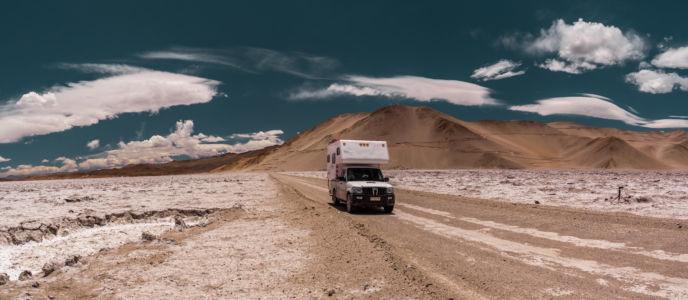 Tolar Grande, Salta, Argentina, GPS (-24,577222; -67,721667)