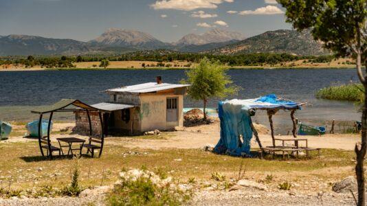 Turkey, Beyşehir Gölü, Kasaklı - GPS (37,602992; 31,479919)