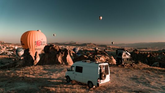 Turkey, Göreme, Cappadocia - GPS (38,642492; 34,848830)