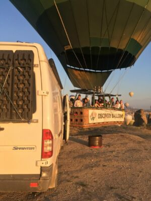 Turkey, Göreme, Cappadocia - GPS (38,642575; 34,849003)