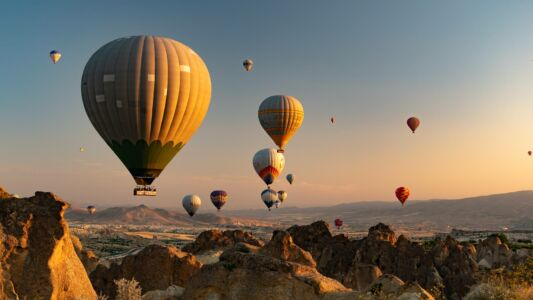 Turkey, Göreme, Cappadocia - GPS (38,642597; 34,849001)