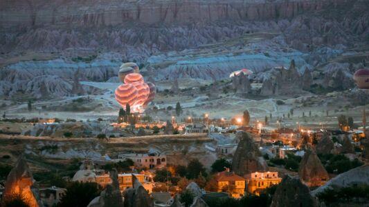 Turkey, Göreme, Cappadocia - GPS (38,643112; 34,848913)