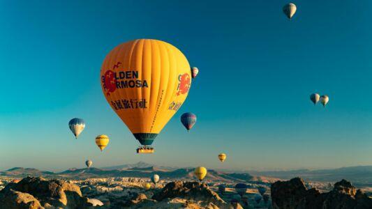 Turkey, Göreme, Cappadocia - GPS (38,643112; 34,848915)
