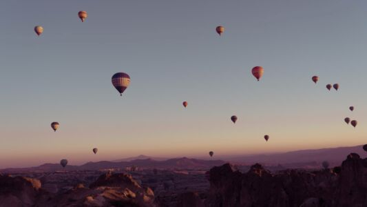 Turkey, Göreme, Cappadocia - GPS (38,643112; 34,848919)