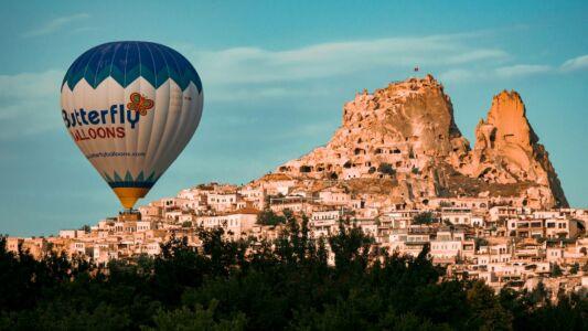 Turkey, Göreme, Cappadocia - GPS (38,643124; 34,819726)