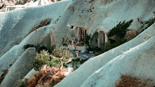 Turkey, Göreme, Cappadocia - GPS (38,643227; 34,819990)