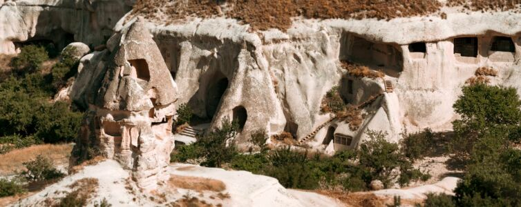 Turkey, Göreme, Cappadocia - GPS (38,643240; 34,819960)
