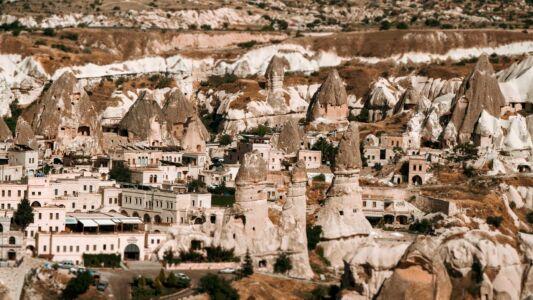 Turkey, Göreme, Cappadocia - GPS (38,643240; 34,819962)