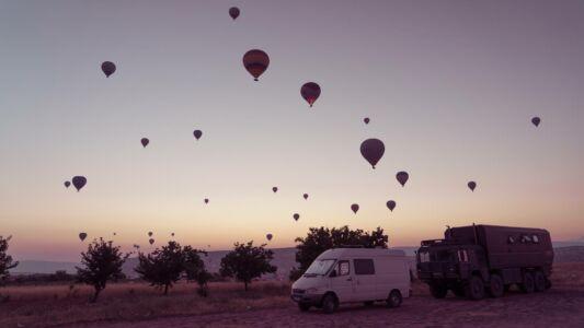 Turkey, Göreme, Cappadocia - GPS (38,643672; 34,818997)