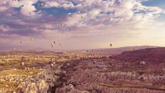 Turkey, Göreme, Cappadocia - GPS (38,645283; 34,855105)