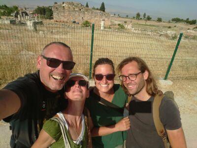 Turkey, Hierapolis - GPS (37,927412; 29,127064)