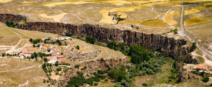 Turkey, Ihlara Valley - GPS (38,244843; 34,308985)