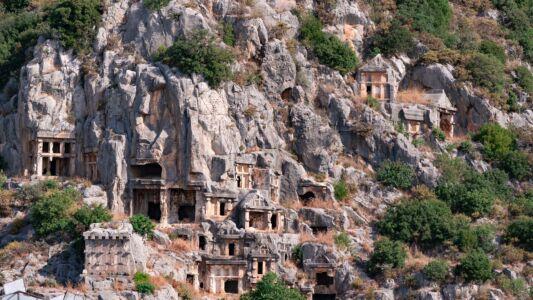 Turkey, Myra Ancient City - GPS (36,257090; 29,985358)