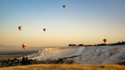 Turkey, Pammukale, Hierapolis - GPS (37,916263; 29,127894)