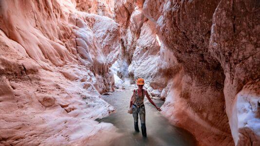 Turkey, Saklikent Gorge  - GPS (36,474119; 29,403151)