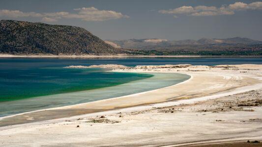 Turkey, Salda Lake - GPS (37,532951; 29,637916)