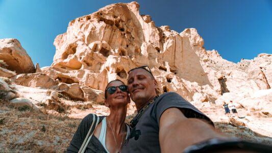 Turkey, Selime Rock City - GPS (38,301359; 34,256952)