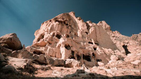 Turkey, Selime Rock City - GPS (38,301367; 34,256945)