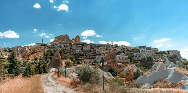Turkey, Uchisar, Cappadocia - GPS (38,632930; 34,807538)