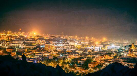 Turkey, Uchisar, Cappadocia - GPS (38,636192; 34,815636)