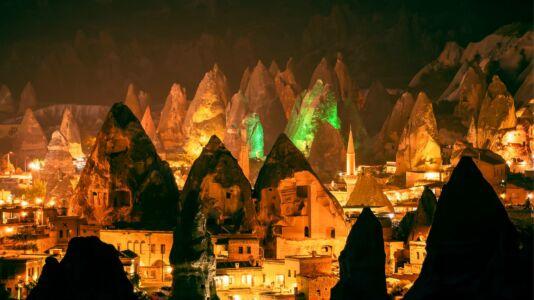 Turkey, Uchisar, Cappadocia - GPS (38,636192; 34,815637)