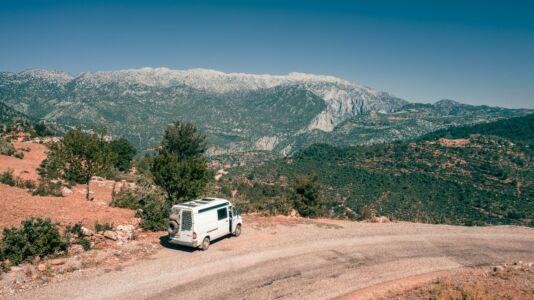 Turkey, Yeşilbağ - GPS (37,418225; 31,230454)