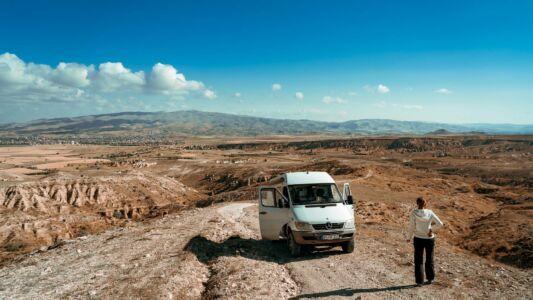Turkey, Çavuşin, Cappadocia - GPS (38,674641; 34,873489)