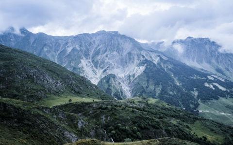 Unha, Pyrenees, GPS (42,742982; 0,900412)