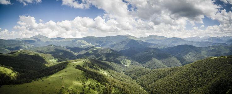 Uztarroz, Pyrenees, GPS (42,898888; -0,982500)
