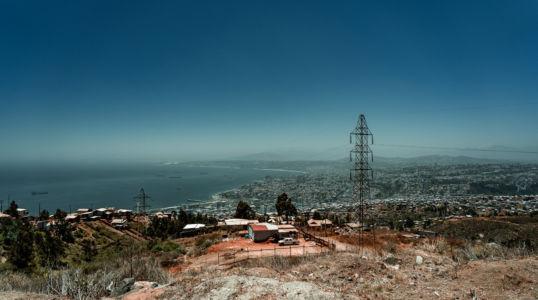 Valparaiso - Chile - GPS (-33,067870; -71,627985)