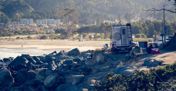 Valparaiso - Chile - GPS (-33,183330; -71,686478)
