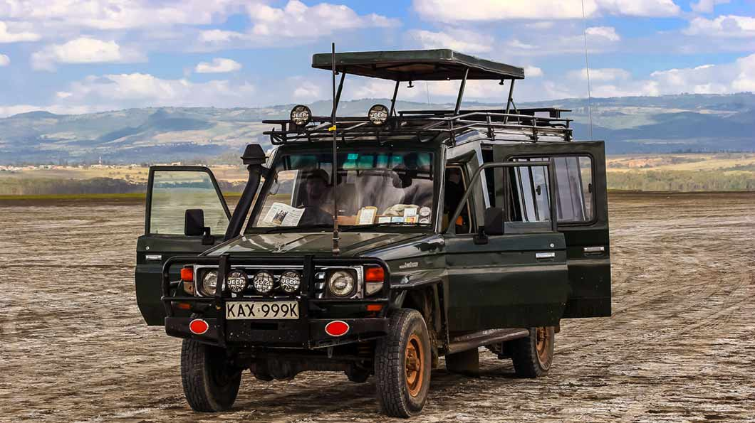 Kenia Article - Landcruiser
