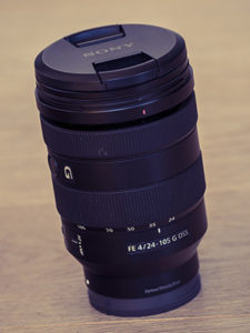 Sony FE 24-105 mm, F4 (FF)
