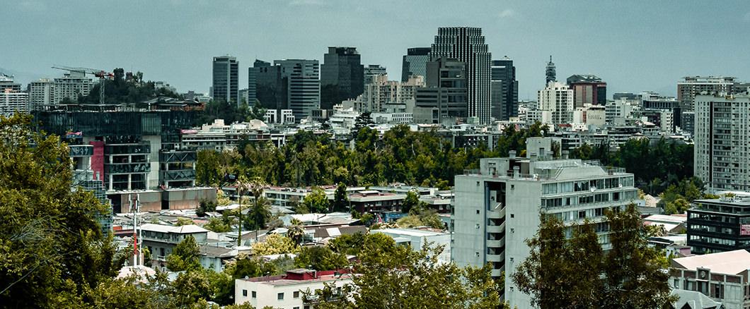 Barrio Bellavista, Recoleta, Región Metropolitana, Chile