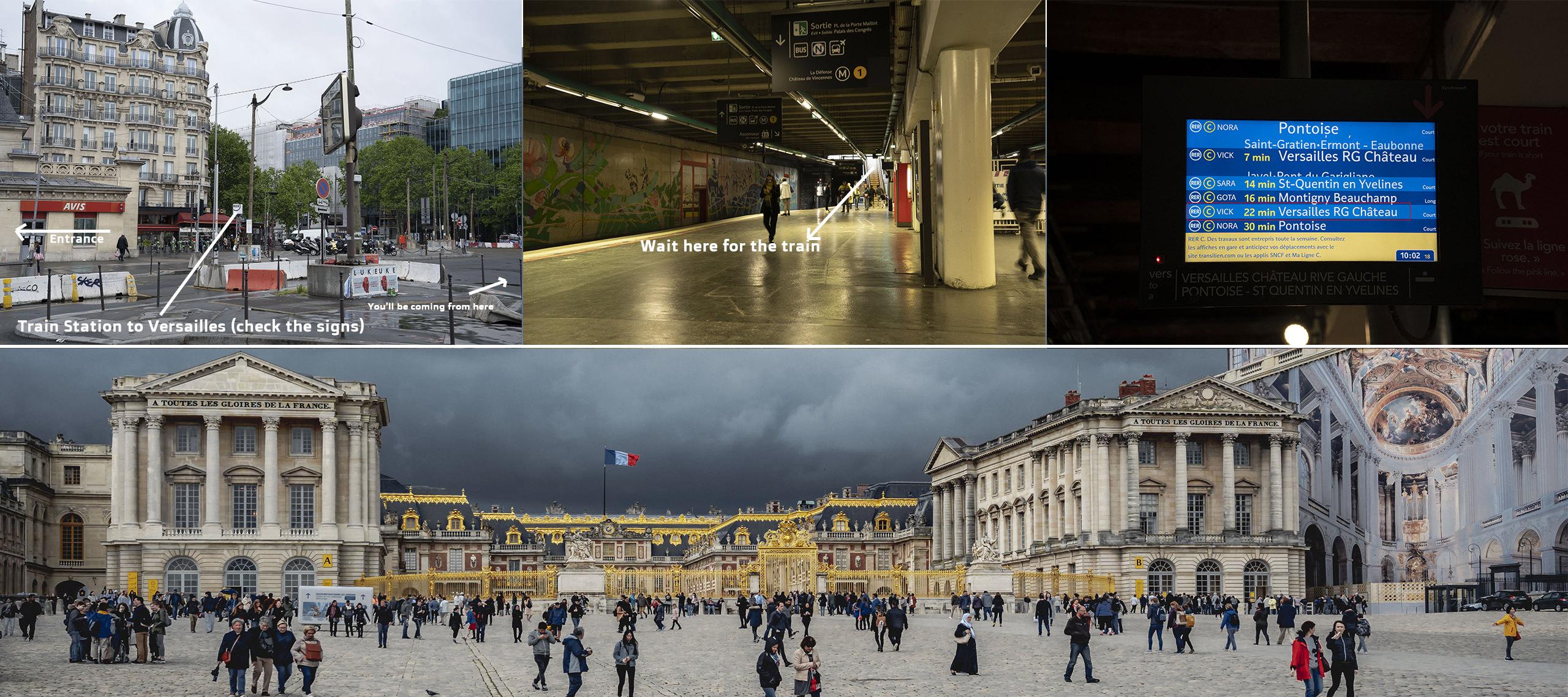 Versailles Guide
