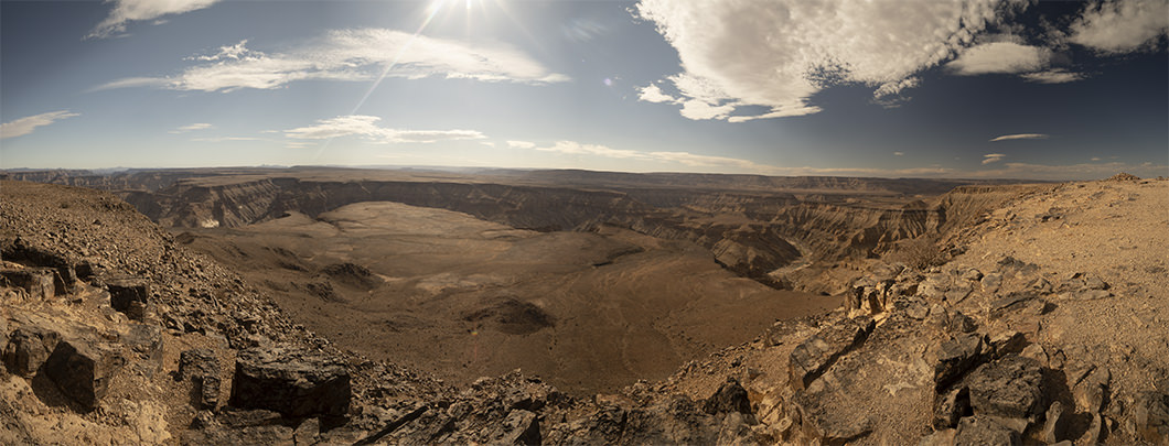 Fish River Canyon, , Karas, Namibia
