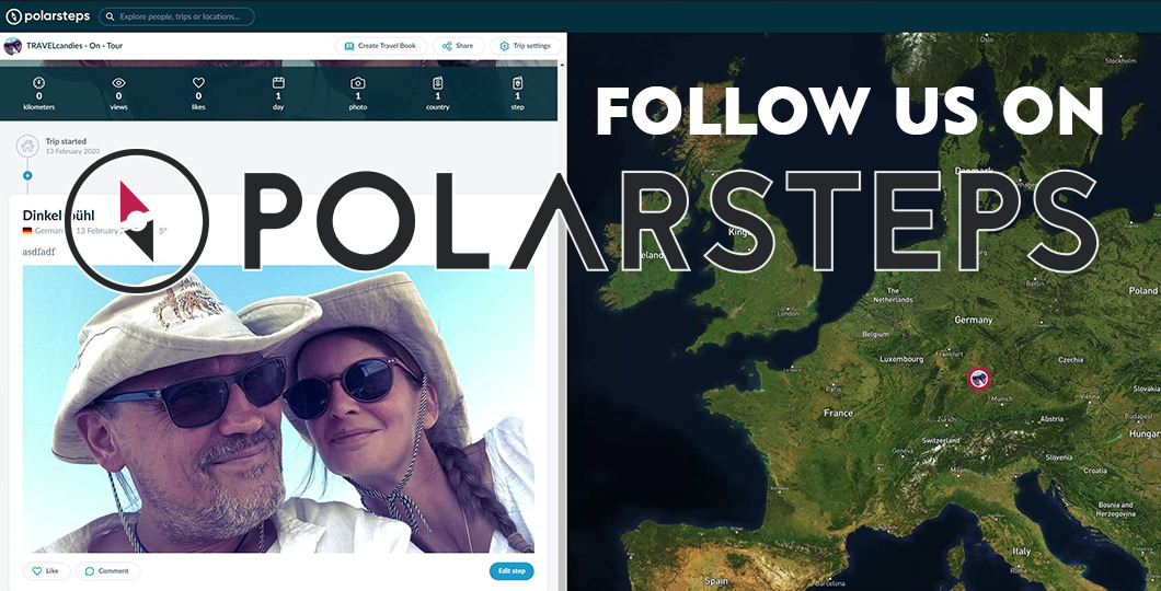 Polarsteps - Follow Us